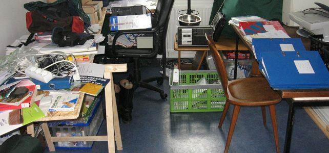 Haushaltsauflösung, Nachlassräumung und Entrümpelung im Raum Rosengarten